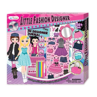 Hot Focus Little Fashion Designer