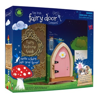 License 2 Play Arched Irish Fairy Door