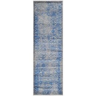 Safavieh Adirondack Grey/Blue Rug (2' 6 x 14')