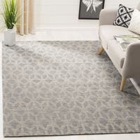 Safavieh Cape Cod Handmade Grey / Gold Jute Natural Fiber Rug - 2' x 3'