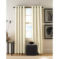 Monterey Textured Lined Grommet Curtain Panel