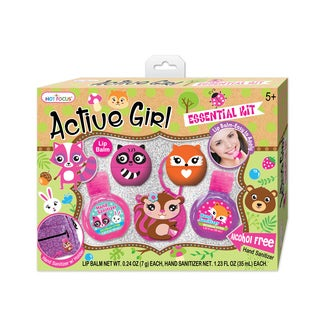 Hot Focus Flower Critter Active Girl Essential Kit