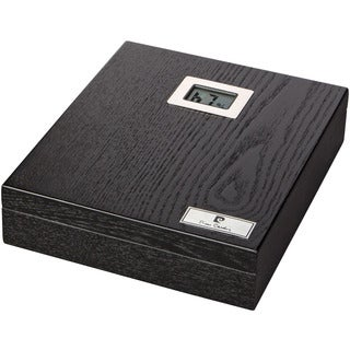 Pierre Cardin Ramos Small Humidor - Holds 10 cigars