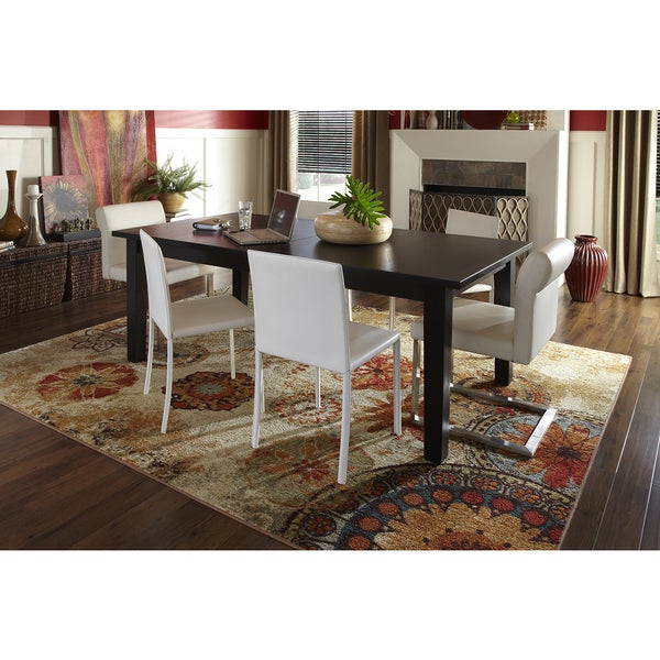 10 Square Caravan Medallion Area Rug