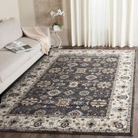 Safavieh Lyndhurst Traditional Oriental Grey/ Cream Rug (5' 3 x 7' 6)