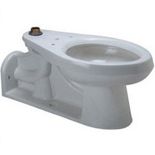 Zurn (k) Back Outlet WC Top Spud Toilet