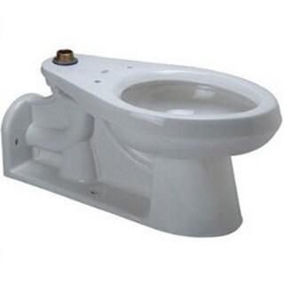 Zurn (k) Back Outlet WC Top Spud Toilet