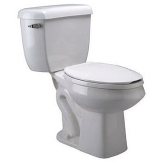 Zurn Pressure Assist Elongated-ADA 12-inch Roughin 1.6gpf Toilet Bowl