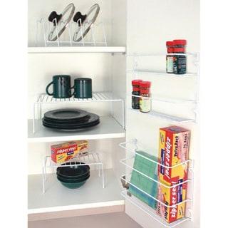 Home Basics 5 Piece Cabinet Organizer