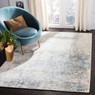 Safavieh Handmade Mirage Epiphanie Modern Abstract Viscose Rug