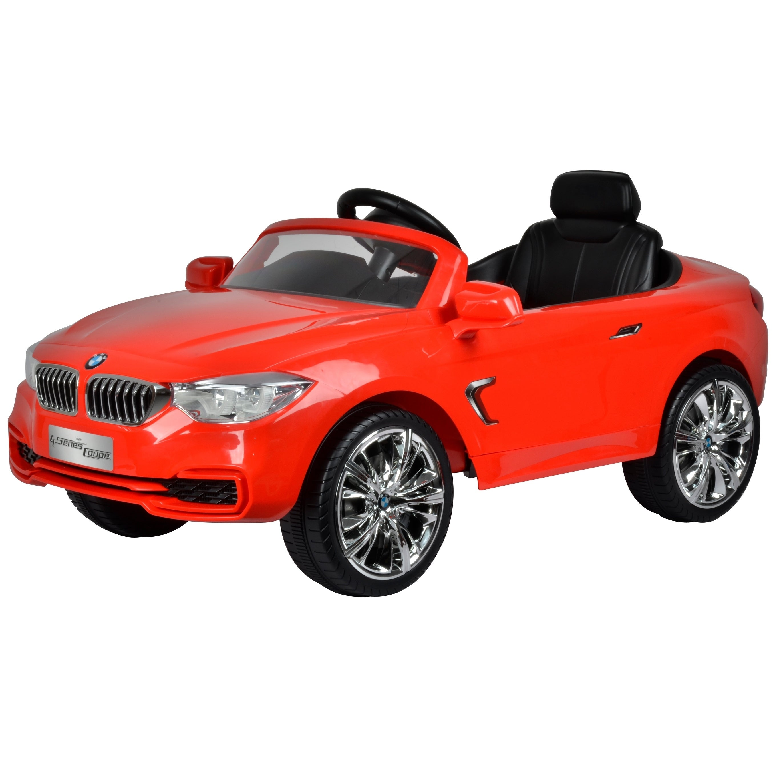 Best Ride On Cars BMW 4 Series 12V Red (Red)