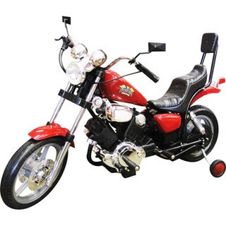 Best Ride On Cars Chopper Red 6V