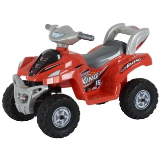 Best Ride On Cars Little ATV Red