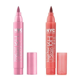 New York Color Smooch Proof 2-piece Lipgloss Set