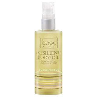 Basq NYC Fresh 4-ounce Firming Body Oil