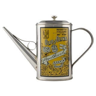 D'Olive Vierge 16-ounce Oil Can