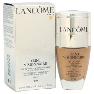 Lancome Teint Visionnaire Skin Perfecting Makeup Duo 010 Beige Porcelaine