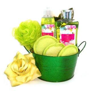 Serenity Spa Jasmine & Orange Blossom Gift Tin