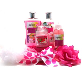 Hats off to Mom Pretty in Pink! Gift Basket
