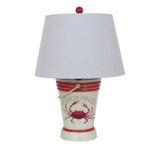 Crestview Collection 64-inch Moose Brown Floor Lamp