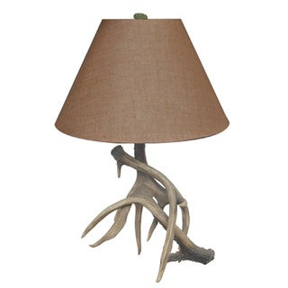 Crestview Collection 66-inch Natural Antler Floor Lamp