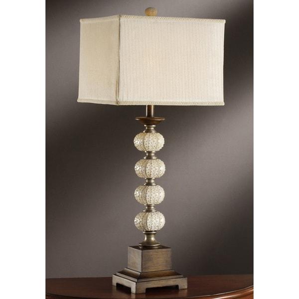 Seagrove Cream 35-inch Table Lamp