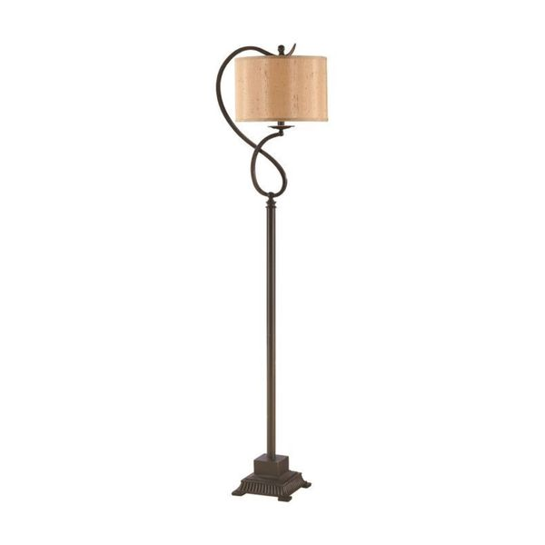 Crestview Collection 61-inch Bronze Floor Lamp