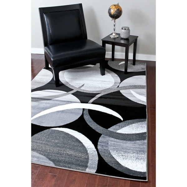 Persian Rugs Modern Trendz Abstract Area Rug (7'10 X 10'6