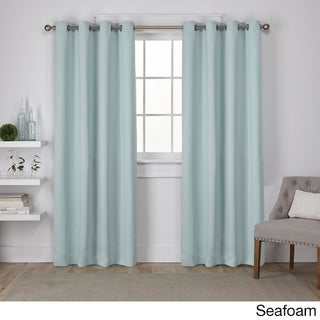 Clay Alder Home McClugage Sateen Twill Weave Insulated Blackout Window Curtain Panel Pair (4 options available)