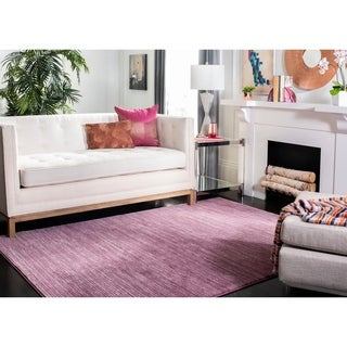 Safavieh Vision Contemporary Tonal Purple/ Pink Area Rug (9' x 12')