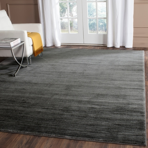 Shop Safavieh Vision Contemporary Tonal Grey Area Rug 9