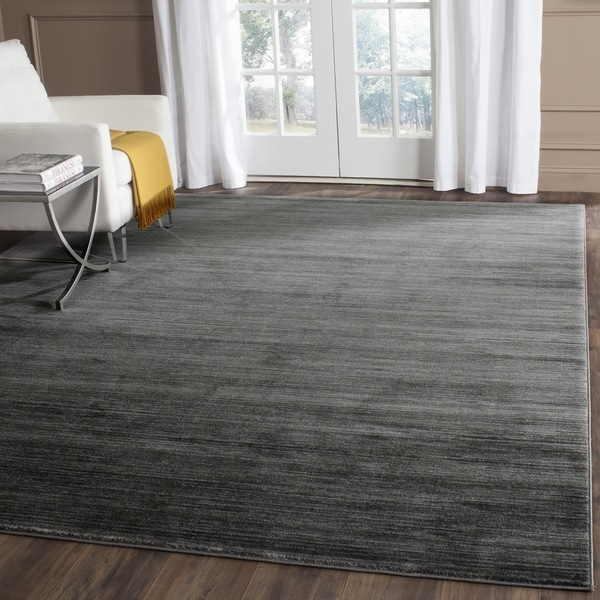living room rugs canada safavieh vision contemporary tonal grey area rug 9 x 12 13260