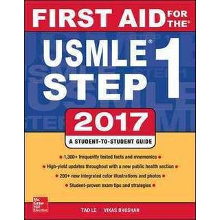 First Aid for the USMLE Step 1 2017 (Paperback)