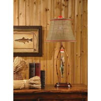 Fish Creek 30-inch Table Lamp
