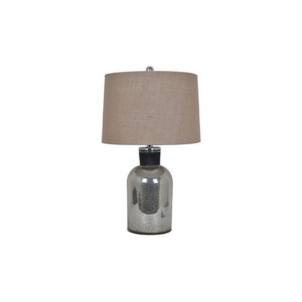 Pasha Light Blue 32-inch Table Lamp