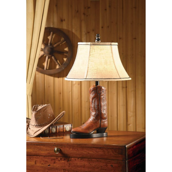 Stetson 26.5-inch Table Lamp