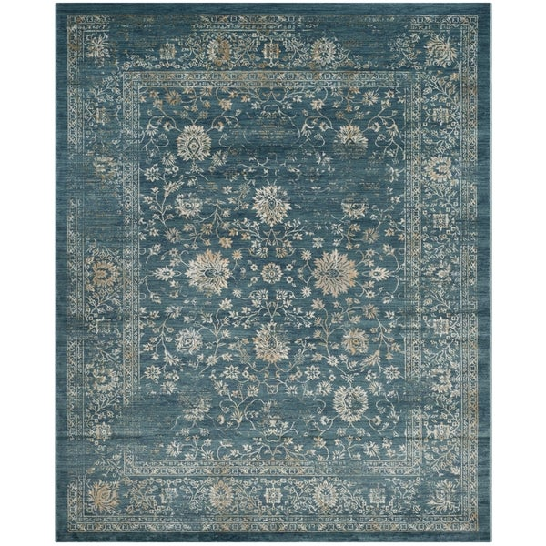 Safavieh Evoke Vintage Oriental Light Blue Beige