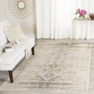 Safavieh Monaco Grey/ Multi Rug (8' x 11')
