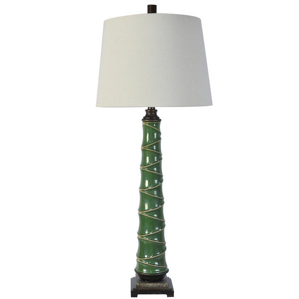 Duncan Green 39-inch Table Lamp