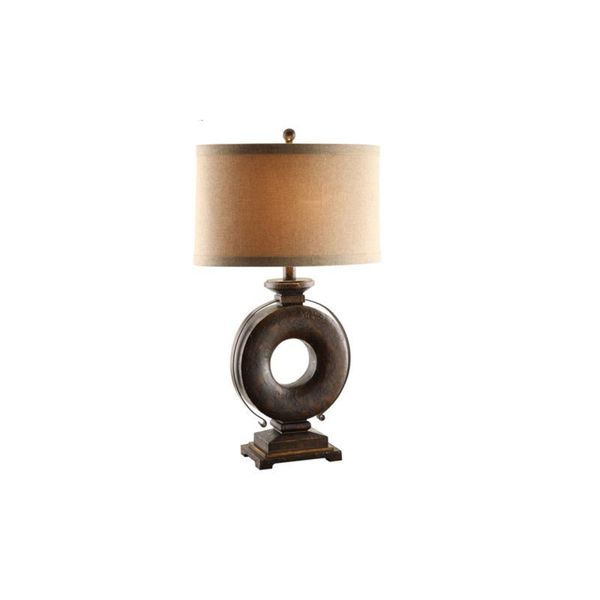Crestview Collection 32.5-inch Golden Nugget Table Lamp