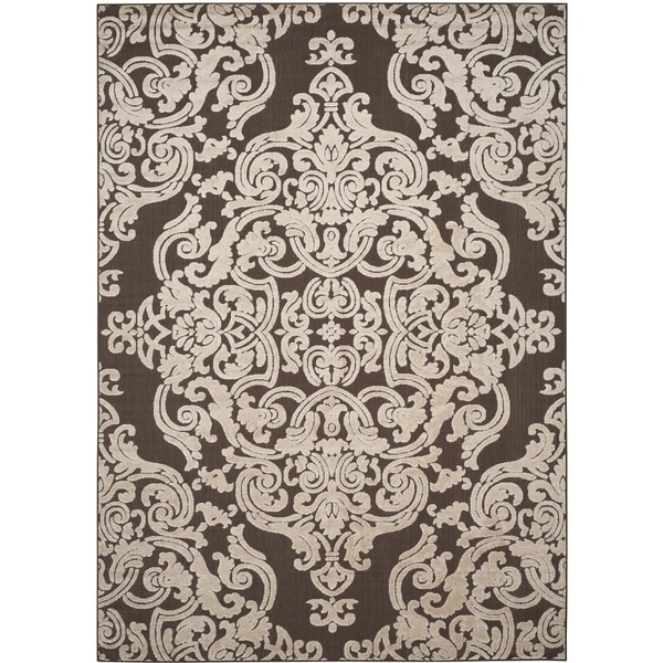 Safavieh Monroe Brown Rug - 9' x 12'