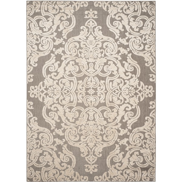 Safavieh Monroe Taupe Rug (9' x 12') - Free Shipping Today ...