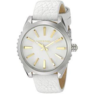 Diesel Women's DZ5501 Nuki White Watch