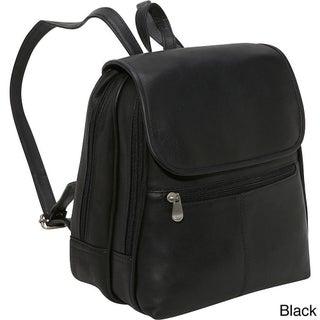 LeDonne Leather Women's Leather Everything Fashion Backpack