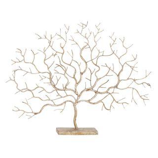 Classy Metal Tree Sculpture