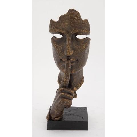 Strick & Bolton Nicolai Inspiring Ps Face Sculpture