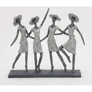 Charming Ps Ladies Sculpture