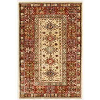 Hand-knotted Area Rug  (3' 3 x 5' 3)