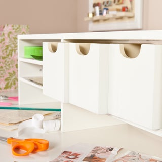 Anna Griffin Craft Room Desktop Organizer