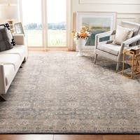 Safavieh Sofia Vintage Oriental Light Grey / Beige Distressed Rug - 8' x 10'